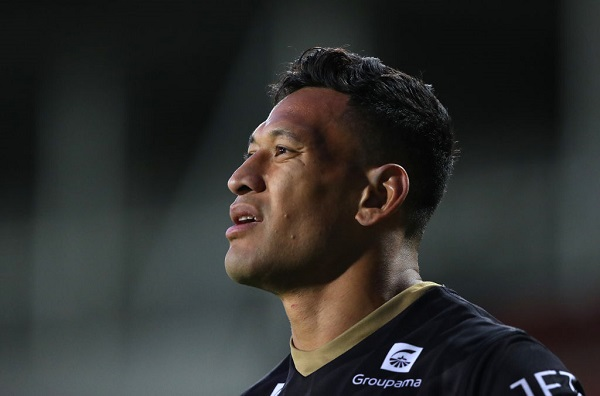Article image for Players Association says Israel Folau should be afforded 'due process' in pathway back