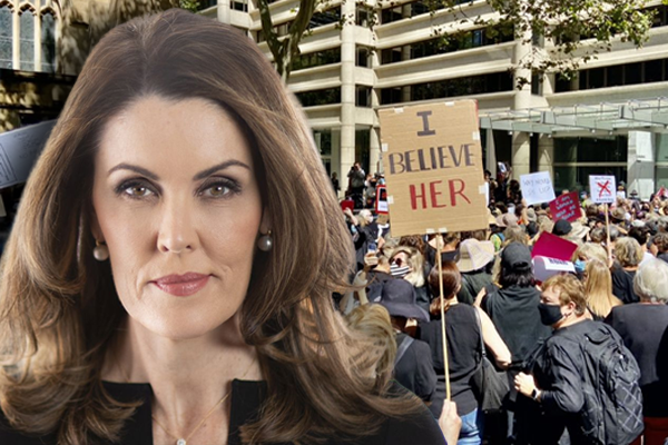 Article image for Left's hypocrisy 'cheapens' call for action on gendered violence: Peta Credlin