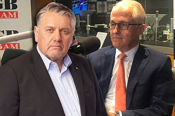 Article image for Ray Hadley slams the 'Pink Panther of politics' for distressing anonymous woman's family