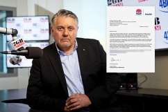 'You've lied to me!': Ray Hadley reveals RSL boss' 'disgraceful' ANZAC Day move