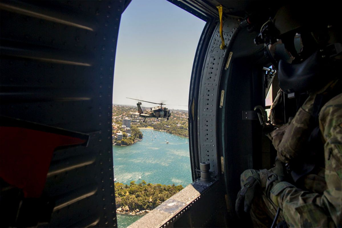 Article image for Why the Australian Defence Force could be flying into your neighbourhood