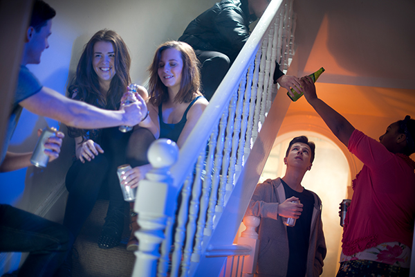 Article image for Principal's stern message to parents allowing teens to host house parties