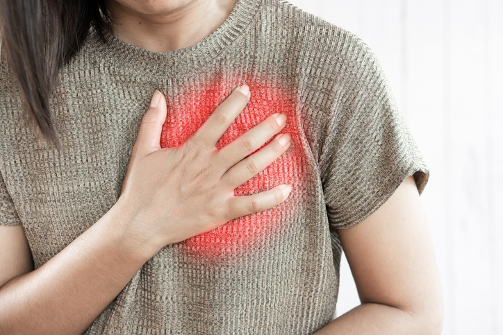Article image for Why women are missing out from life-saving heart attack care
