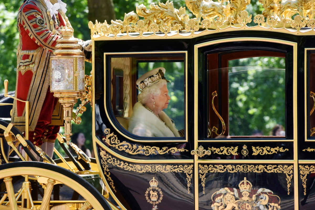 Article image for Queen's 'true to form' statement leaves British public generationally divided