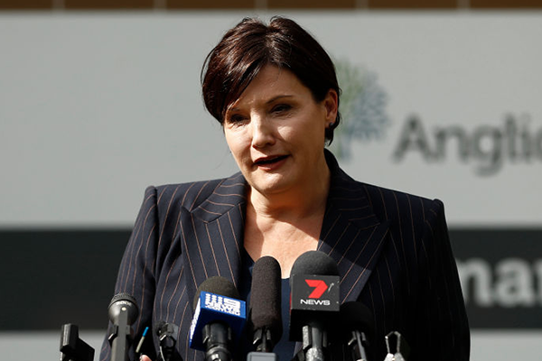 Article image for Jodi McKay reacts as health union severs ties with NSW Labor