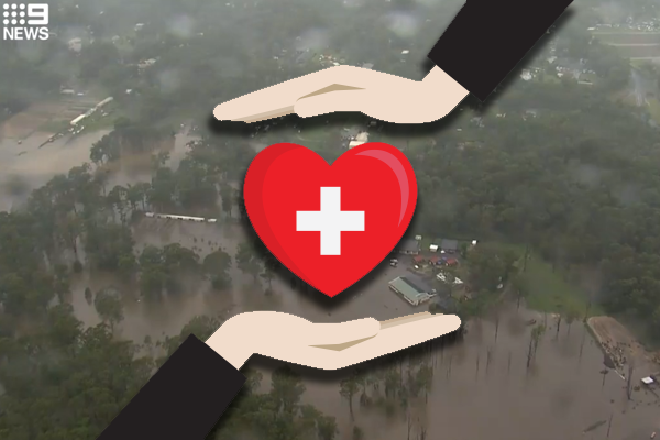 Article image for NSW floods: How you can help those affected
