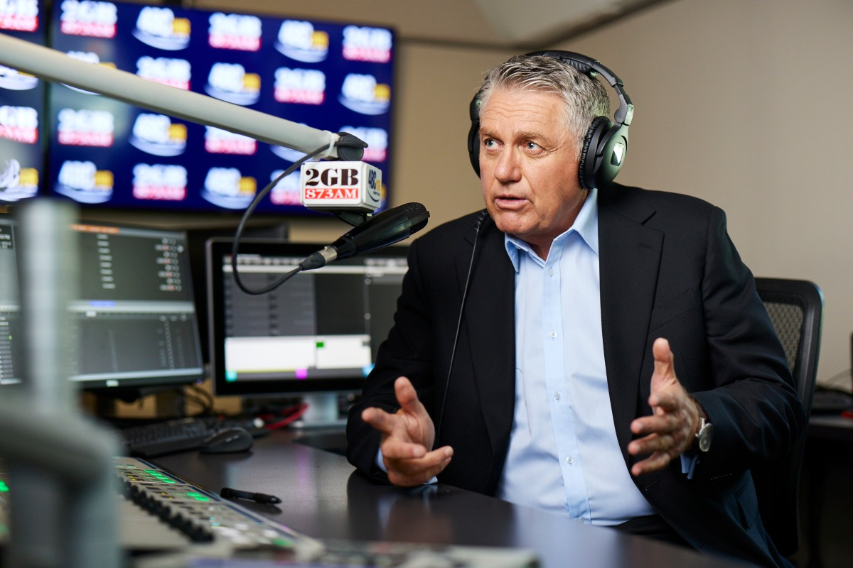 Article image for 'A shocking betrayal': Ray Hadley lays lies bare