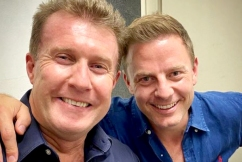 Ben Fordham issues on-air apology to Peter Overton