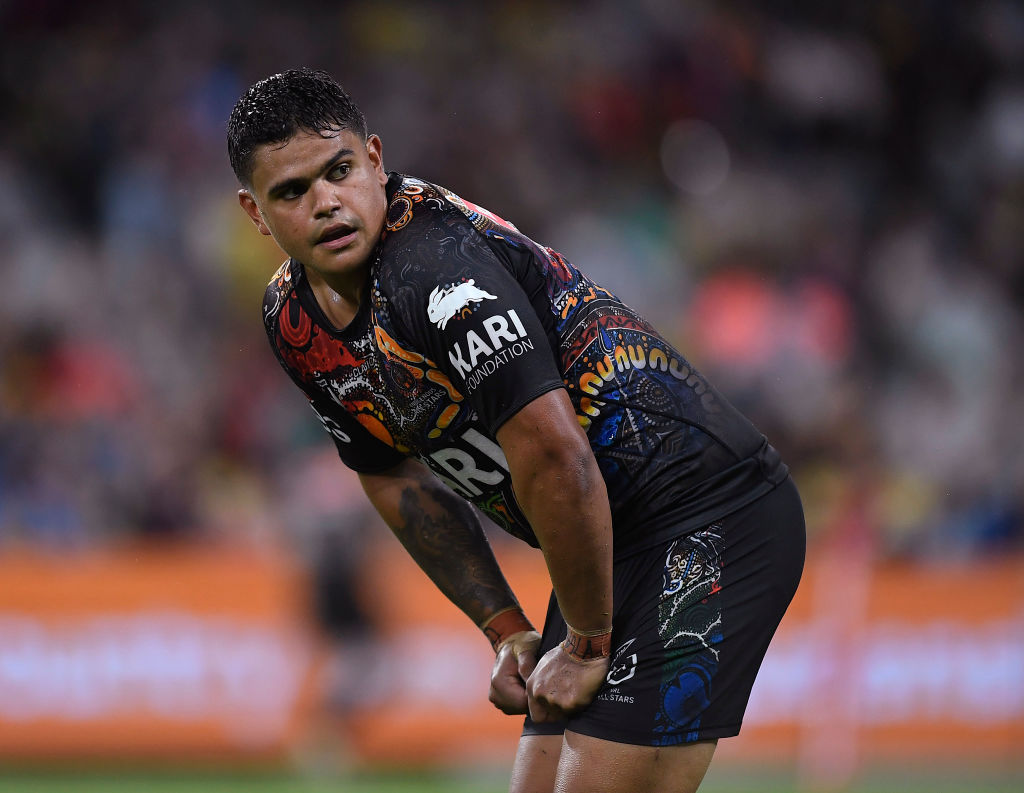 Article image for 'Watershed moment' as Latrell Mitchell's alleged abusers face criminal consequences