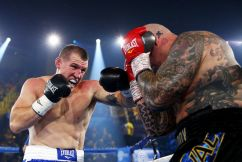 'I flat-out bashed him': Paul Gallen denies accusation Lucas Browne took a dive