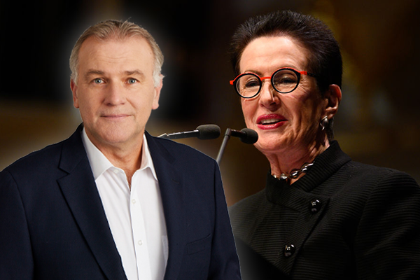 Article image for Jim Wilson reveals Clover Moore's latest 'invitation-only' taxpayer cash splash