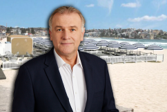 Jim Wilson hits back at developer in on-air feud over occupation of Bondi
