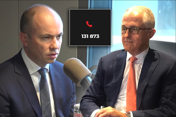 Article image for Matt Kean faces listeners' fury over Turnbull climate appointment