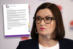 Education Minister demands 'activist' teachers get out of the classroom