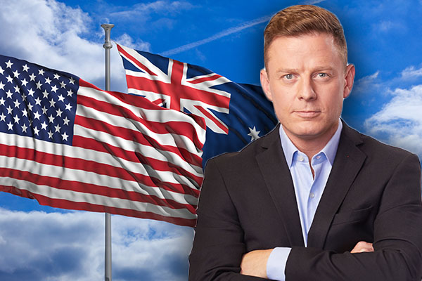 Article image for 'Tell them where to stick it': Ben Fordham calls out Joe Biden's 'lecturing' of Australia