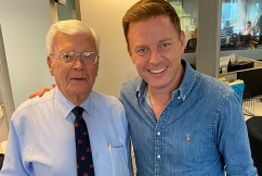 Ben Fordham's special interview with WWII veteran ahead of ANZAC Day