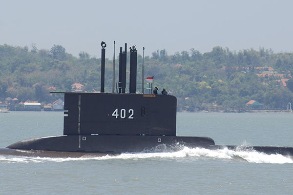 Article image for Foreign Minister responds to submarine crisis, 53 missing sailors