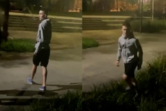 Police search for fourth man allegedly involved in assault on teens