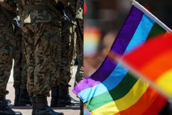 Defence Minister 'jams it to generals' over LGBT+ self-censorship
