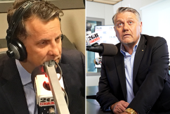 'Rip it up!': Transport Minister balks at Ray Hadley's demand
