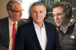 Jim Wilson calls on Labor leadership contender to 'do the honourable thing'