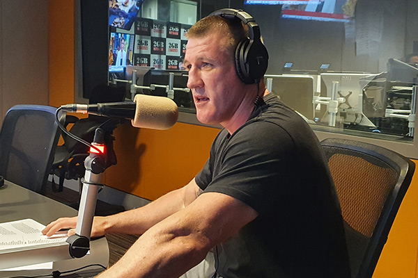 Article image for Paul Gallen's words of wisdom for young NRL stars amid partying and alcohol problem