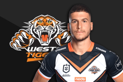 'Dominant figure' Adam Doueihi taking control at Wests Tigers