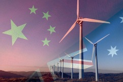 Chinese-owned company could control energy grid in NSW