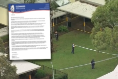 Religious knife used in stabbing at Sydney high school
