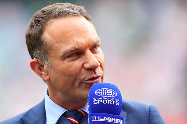 Article image for Todd Greenberg reacts to Michael Slater's swipe at the PM