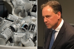 Federal Health Minister makes AstraZeneca vaccine advice 'very clear'