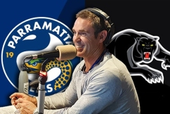 Panthers vs Eels: Brad Fittler explains his tip for the Battle of the West