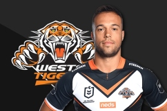 Wests Tigers coach Michael Maguire confirms Luke Brooks' future