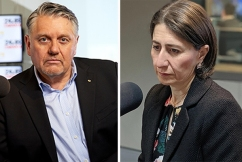 'Go hard or go home!': Ray Hadley rips into NSW Premier