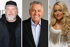 Ray Hadley and Kyle and Jackie O join forces