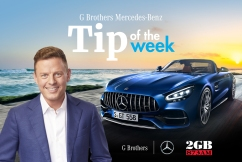 Tip of the Week thanks to G Brothers Mercedes-Benz