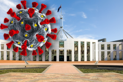 Special flights chartered to evacuate politicians from Canberra lockdown