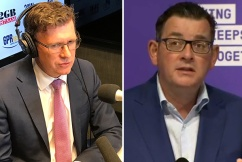 'Nothing would surprise me': Vic Premier gets vote of no confidence from Education Minister