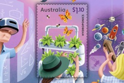 From hobby to hydroponics: Australia Post launches collection for young scientists