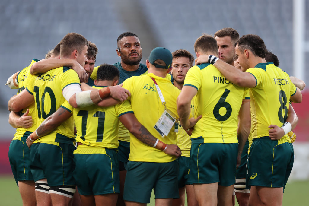 Article image for Chef de Mission disappointed by 'tarnished reputation' of rugby sevens