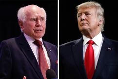 John Howard says Donald Trump 'can't escape blame' on Afghanistan crisis