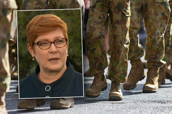 Article image for Foreign Minister denies Australian forces 'sitting idly by' in midst of Taliban takeover