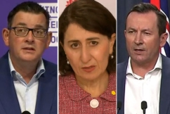 'Same old drivel': Jim Wilson tears into 'bickering' premiers failing as leaders