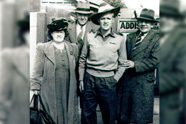 Article image for WWII veteran recalls 'heavily censored' Cowra Breakout