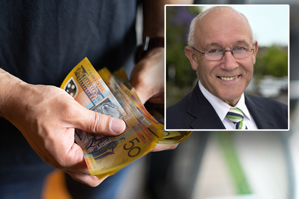 Article image for Minister promises ramp up of business support payments next week