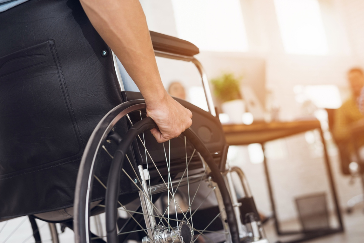 Article image for Government stops short, leaves disability care 'in a really bad position'