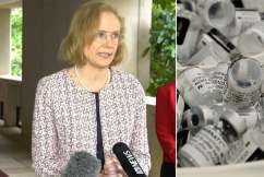 Chief Health Officer doubles down on controversial vaccine stance