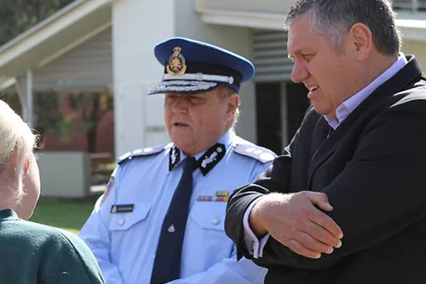 Article image for Vale: Former NSW prison boss Ron Woodhamremembered