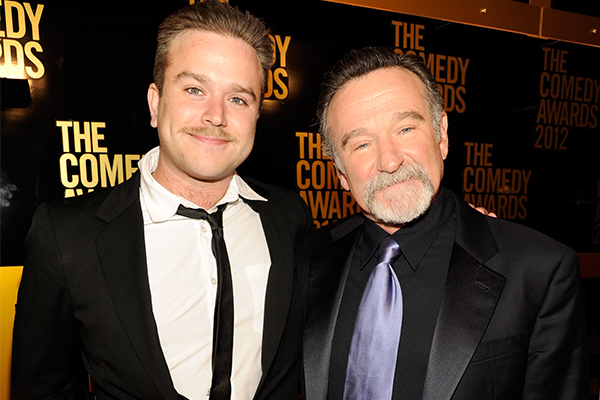 Article image for Robin Williams' son shares memories of his father seven years on from his death