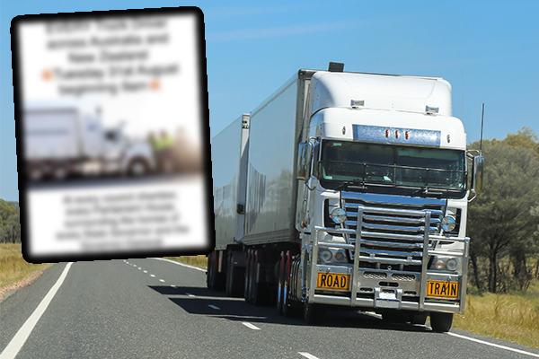 Article image for Truckies threaten to 'bring Australia to a standstill'